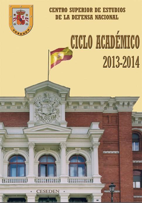 CICLO ACADÉMICO 2013-2014