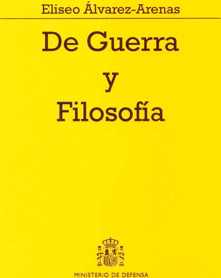 DE GUERRA Y FILOSOFÍA