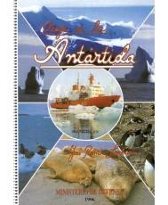 VIAJE A LA ANTÁRTIDA. EXPEDICIÓN CIENTÍFICA ESPAÑOLA 1988-1989. (2ª Ed.)