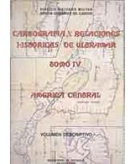 CARTOGRAFÍA Y RELACIONES HISTÓRICAS DE ULTRAMAR. AMÉRICA CENTRAL