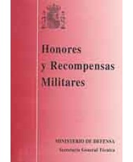 HONORES Y RECOMPENSAS MILITARES