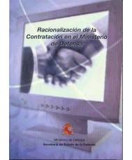 RACIONALIZACIÓN DE LA CONTRATACIÓN EN EL MINISTERIO DE DEFENSA
