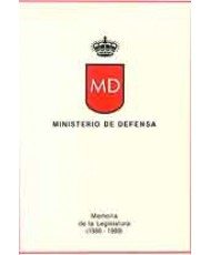 MEMORIA DE LA III LEGISLATURA