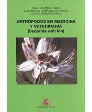 ARTRÓPODOS EN MEDICINA Y VETERINARIA (2ª Ed.)