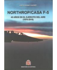 NORTHROP/CASA F-5: 40 AÑOS EN EL EJÉRCITO DEL AIRE (1970-2010)