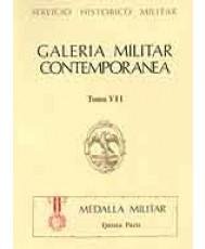 GALERÍA MILITAR CONTEMPORÁNEA. Tomo VII