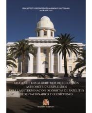 BOLETÍN ROA 1/2019. MEJORA DE LOS ALGORITMOS DE REDUCCIÓN ASTROMÉTRICA EMPLEADOS PARA LA DETERMINACIÓN DE ÓRBITAS DE SATÉLITES GEOESTACIONARIOS Y GEOSÍNCRONOS