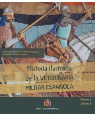 Historia ilustrada de la veterinaria militar española
