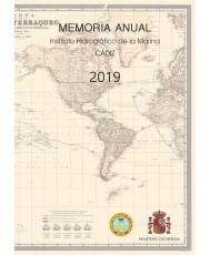 Memoria del Instituto Hidrográfico de la Marina 2019