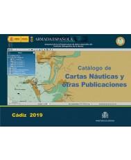 CATÁLOGO DE CARTAS NÁUTICAS Y OTRAS PUBLICACIONES 2019