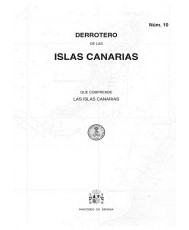 DERROTERO DE LAS ISLAS CANARIAS. Núm. 10. 2ª EDICIÓN 2017
