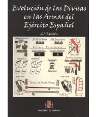 EVOLUCIÓN DE LAS DIVISAS EN LAS ARMAS DEL EJÉRCITO ESPAÑOL