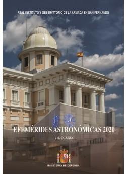EFEMÉRIDES ASTRONÓMICAS 2020