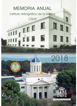 MEMORIA DEL INSTITUTO HIDROGRÁFICO DE LA MARINA AÑO 2018
