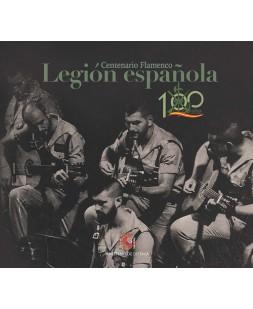 Centenario flamenco. Legión española