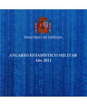ANUARIO ESTADÍSTICO MILITAR. AÑO 2011