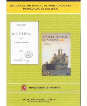 REVISTA GENERAL DE MARINA (TOMOS DEL 242 AL 245)