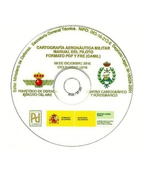 CARTOGRAFÍA AERONÁUTICA MILITAR: MANUAL DEL PILOTO. 13/16