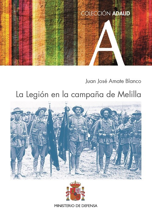 La Legión en la campaña de Melilla