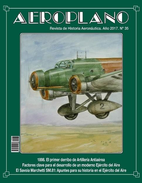 Aeroplano : revista de historia aeronáutica