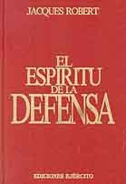ESPÍRITU DE LA DEFENSA