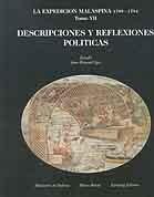 EXPEDICIÓN MALASPINA (1789-1794). DESCRIPCIONES Y REFLEXIONES POLÍTICAS, LA