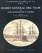 EXPEDICIÓN MALASPINA (1789-1794). DIARIO GENERAL DEL VIAJE, LA