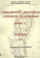 CARTOGRAFÍA Y RELACIONES HISTÓRICAS DE ULTRAMAR. FILIPINAS
