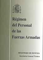 RÉGIMEN DEL PERSONAL DE LAS FUERZAS ARMADAS