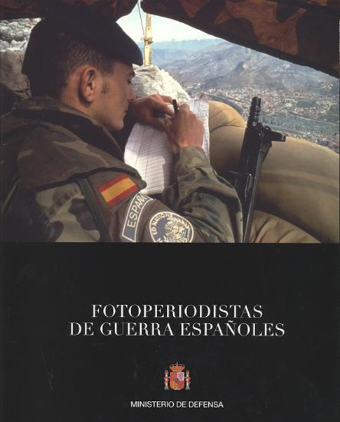 FOTOPERIODISTAS DE GUERRA ESPAÑOLES