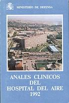 ANALES CLÍNICOS HOSPITAL DEL AIRE 1992
