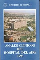 ANALES CLÍNICOS HOSPITAL DEL AIRE 1993