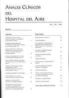 ANALES CLÍNICOS HOSPITAL DEL AIRE 1998