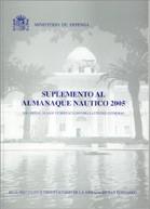 SUPLEMENTO AL ALMANAQUE NÁUTICO 2005. Sol: ortos, ocasos y crepúsculos para las latitudes extremas