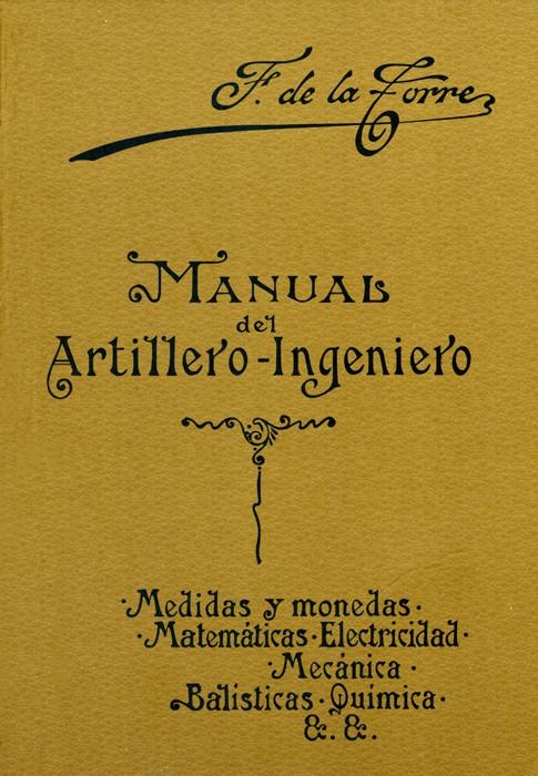 MANUAL DEL ARTILLERO-INGENIERO.