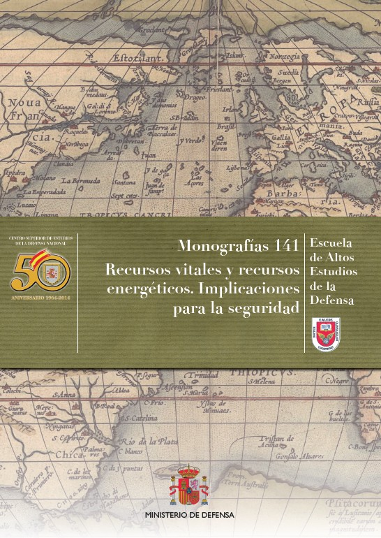 RECURSOS VITALES Y RECURSOS ENERGÉTICOS. IMPLICACIONES DE SEGURIDAD. Nº 141