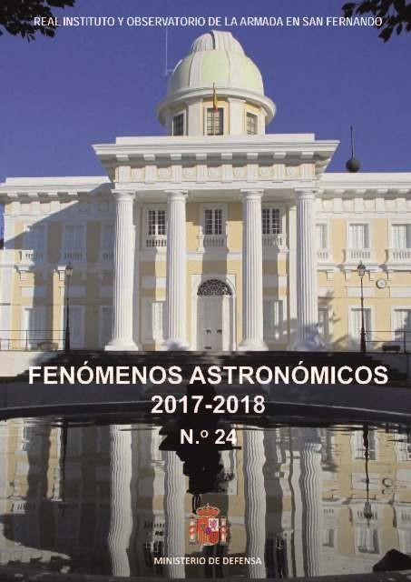 FENÓMENOS ASTRONÓMICOS 2017-2018