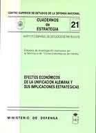 EFECTOS ECONÓMICOS DE LA UNIFICACIÓN ALEMANA Y SUS IMPLICACIONES ESTRATÉGICAS