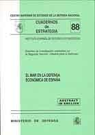 MAR EN LA DEFENSA ECONÓMICA DE ESPAÑA