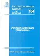 PROFESIONALIZACIÓN DE LAS FUERZAS ARMADAS