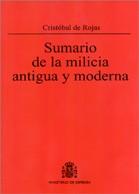 SUMARIO DE LA MILICIA ANTIGUA Y MODERNA
