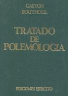 TRATADO DE POLEMOLOGÍA