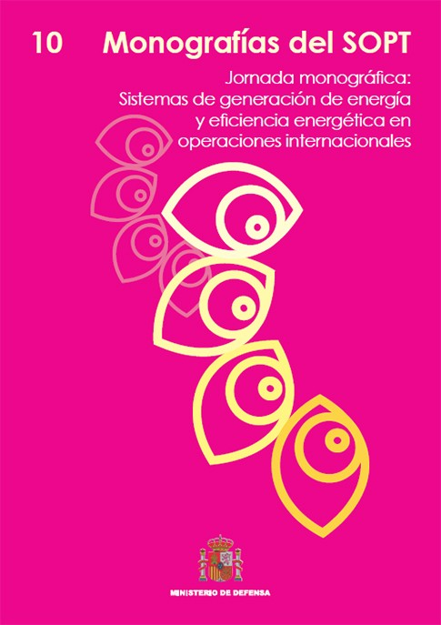 Jornada monográfica: Sistemas de generación de energía y eficiencia energética en operaciones internacionales