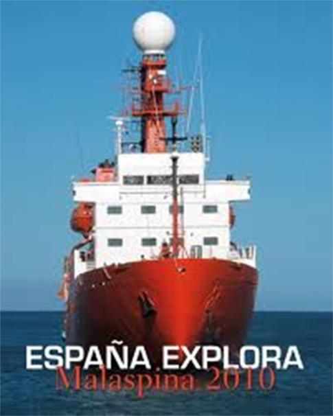 ESPAÑA EXPLORA: MALASPINA 2010: CAMBIO GLOBAL Y BIODIVERSIDAD EN EL OCÉANO