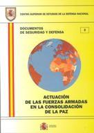 ACTUACIÓN DE LAS FUERZAS ARMADAS EN LA CONSOLIDACIÓN DE LA PAZ