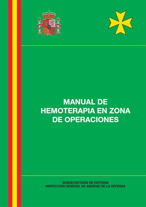 MANUAL DE HEMOTERAPIA EN ZONA DE OPERACIONES