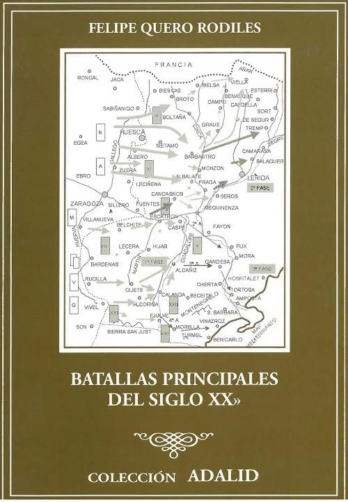 BATALLAS PRINCIPALES DEL SIGLO XX
