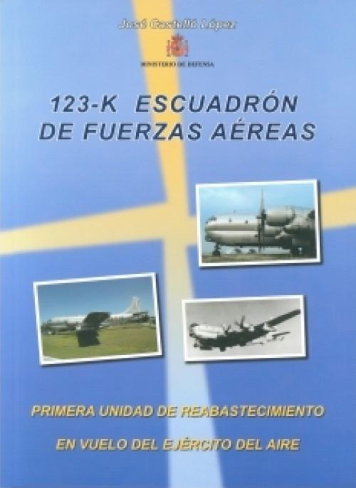 123-K ESCUADRÓN DE FUERZAS AÉREAS