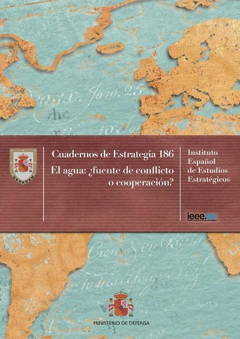 EL AGUA: ¿FUENTE DE CONFLICTO O COOPERACIÓN?