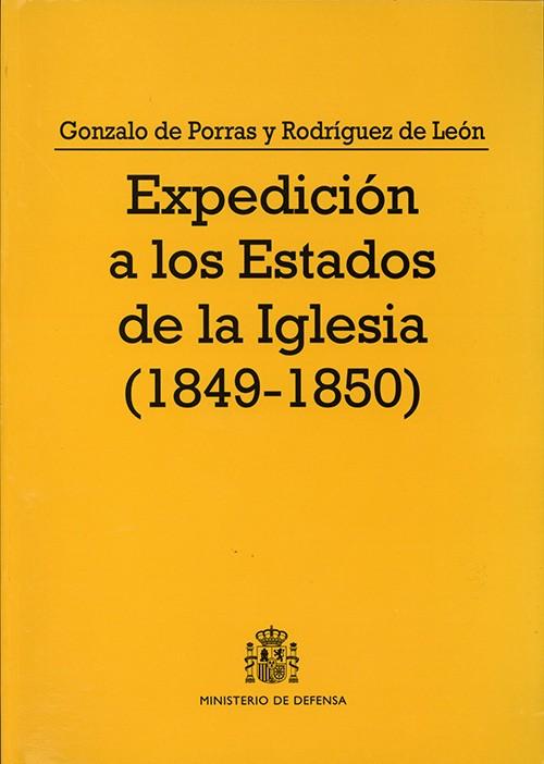 EXPEDICIÓN A LOS ESTADOS DE LA IGLESIA (1849-1850)